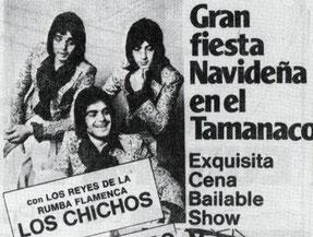 CARTEL LOS CHICHOS DE GIRA