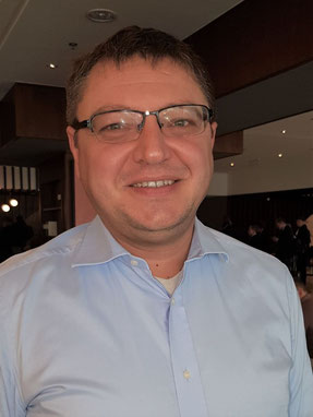 Andrey Andreev is Vice President Europe at AirBridgeCargo Airlines  -  photo CFG/hs
