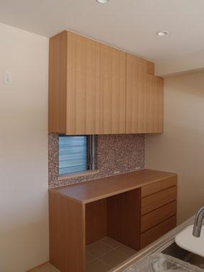 カップボード キッチン収納棚