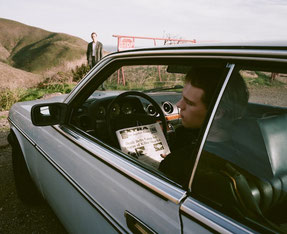 Artist photo by Jamie Parkhurst