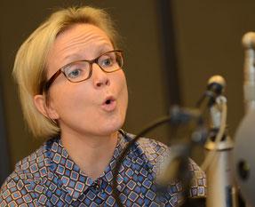 Sprecherin Cathlen Gawlich