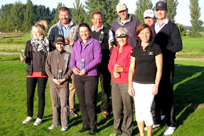 Golf in Wall Clubmeister 2010