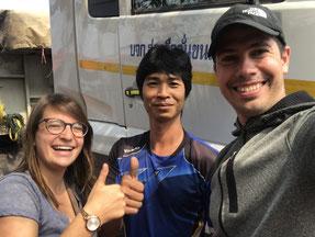 liften in laos