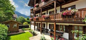 Pension Enzianhof - Oberammergau