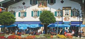 Hotel AltePost - Oberammergau