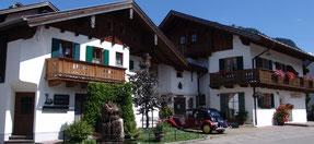 Ferienhaus Fux Hotel Garni - Oberammergau