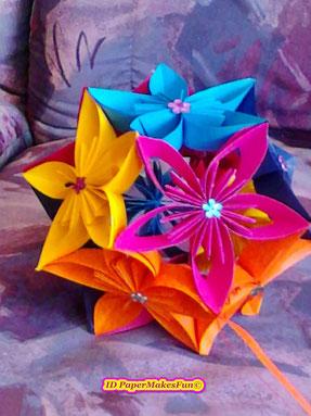 Kusudama - Flower - Ball