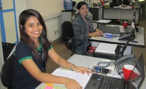 IMPEX staff