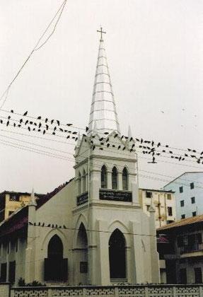Buddhismus Kirche