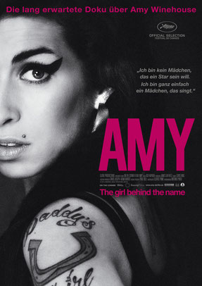 Plakat zu Film AMY