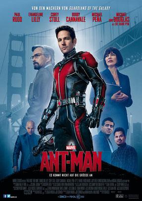 Plakat zu Film ANT MAN