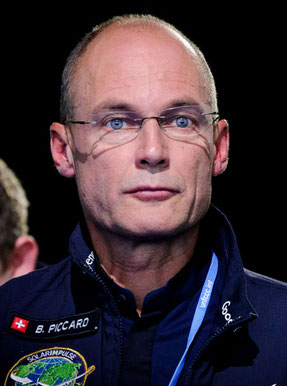 bertrand piccard contact conference