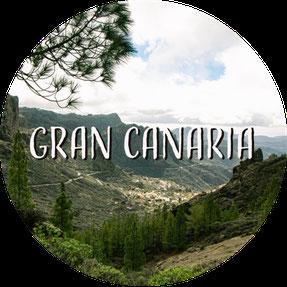 Kanarische Inseln Gran Canaria Berge