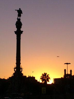 Kolumbus Denkmal Barcelona