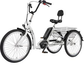 Pfau Tec Combo Dreirad für Erwachsene Shopping-Dreirad 2017