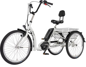 Pfau Tec Combo Dreirad für Erwachsene Shopping-Dreirad 2020