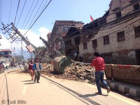 Erdbeben in Nepal 2015