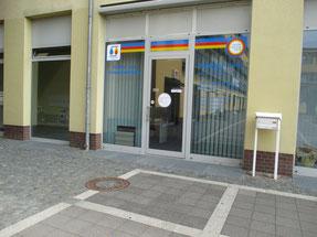 Stützpunkt Fa. Tietz Sanitär- Heizung in Bernau