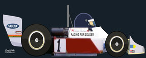 ThierryBoutsen by Muneta & Cerracín - Ralt RT1 Toyota...