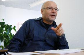 Pio Brönnimann, VR-Präsident des Berner Bauunternehmens Weiss + Appetito.