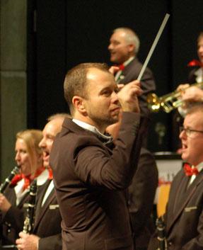 Dominic Uehli, Dirigent seit 2013