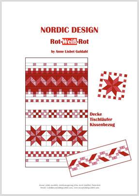 """Anleitung Log Cabin Design """"Käfer"""""""