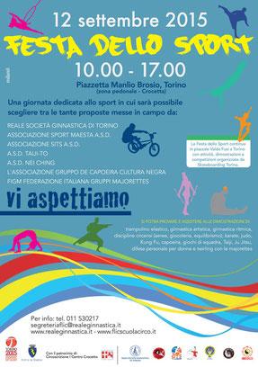 Festa dello Sport To2015 Circ.1 Centro-Crocetta