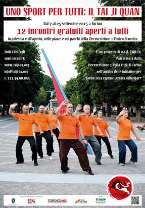 A.s.d. TaiJi-TO - Uno sport per tutti: il Tai Ji Quan