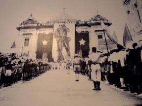 der Freiheitswille der Vietnamesen war immer sehr stark
