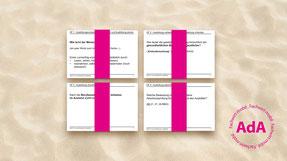 Unsere Lernkarten für den Ausbilder (AdA, AEVO)