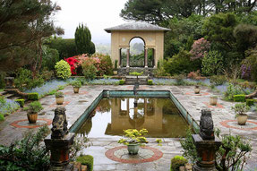 Italienischer Garten, Garnish Island