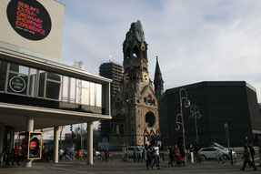 Gedächtniskirche in Berlin