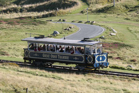 Historische Kabelbahn Great Orme Tramway