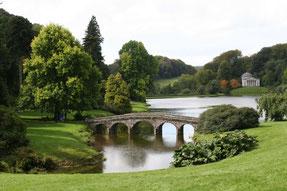 Stourhead Landschaftsgarten