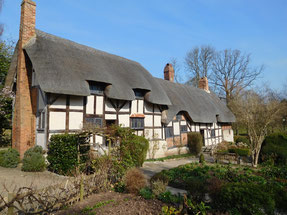 Fachwerk Cottage in Stratford-upon-Avon