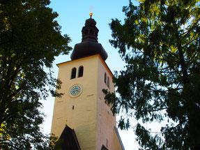St. Andreas, die Pfarrkirche von Piber