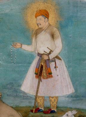 portrait-of-akbar