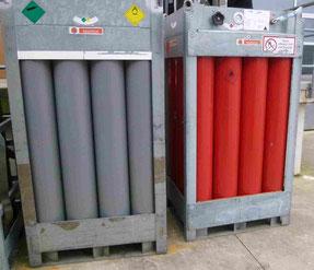 Effiziente Strom Speicherung mit Druckluft System