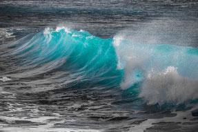 Welle der Zuversicht