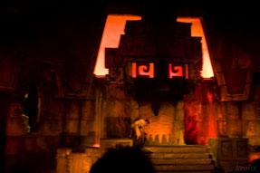 Огненный храм до обрушения