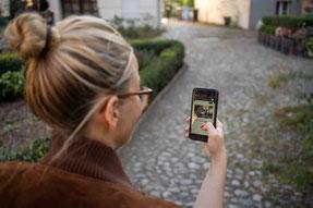 BertaWalks App: A Walking Tour through Berlin Prenzlauer Berg