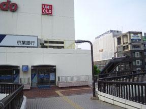 船橋駅北口イトーヨーカドー