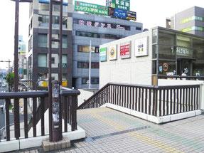 船橋駅北口サンマルクカフェ