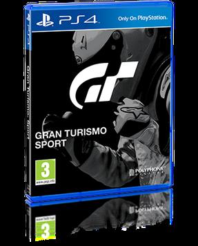 Gran Turismo Sport en exclu sur PS4 en 2017.