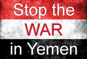 Feindbild Iran - Stop the WAR in Yemen
