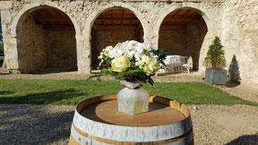Barriques à vin du Sud-Ouest de la France