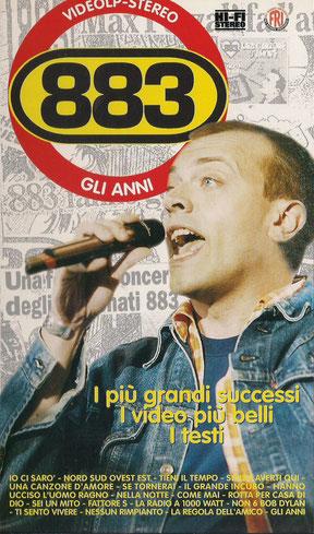 1998 - Gli anni - VideoLp
