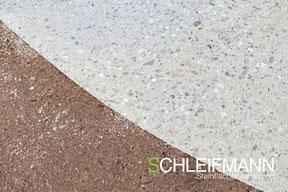 SCHLEIFMANN Steinflächensanierung, Sanierung Brunnen Exerzierplatz, Pirmasens, Dieter Kalkenbrenner