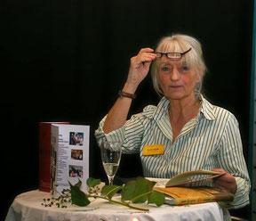Heide-Marie Nolte, 1. Vorsitzende des FÖK
