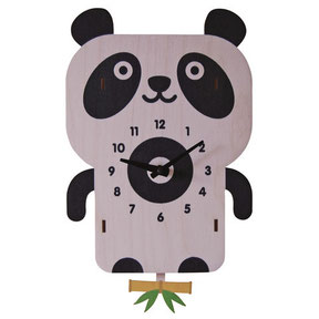 gift, home, decor, baby, boutique, store, shop, kids, beach, house, shower, present, clock, room, panda, jungle, animal, safari